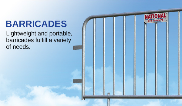 Barricades Solutions