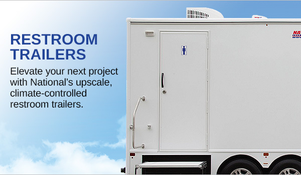 Restroom Trailer Solutions