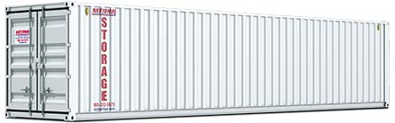 40 ft Portable Storage Container