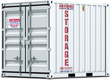 Mobile Storage Containers- 10'