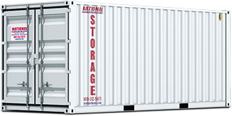 Mobile Storage Containers- 20'