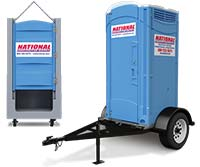 Portable Toilets - Specialty Units