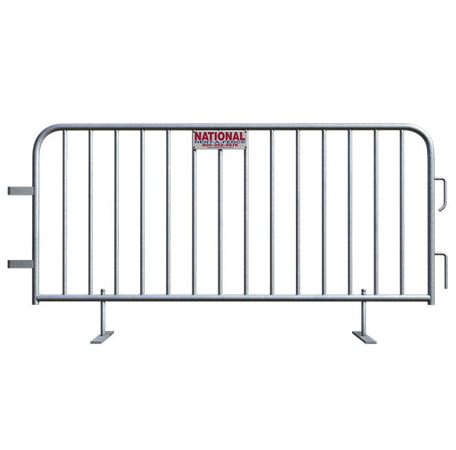 Rent A Fence | Barricade Rentals | Barricades- Events