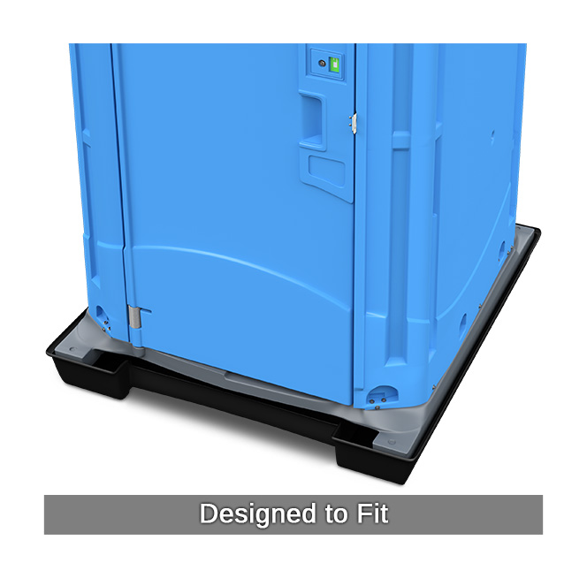 National Portable Toilets Containment Pan
