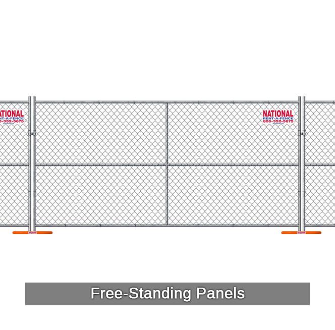 National Construction Rentals Panel Fence Rentals Events