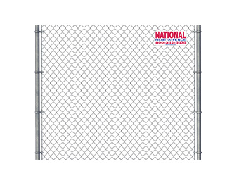 Temporary Fence Chain Link
