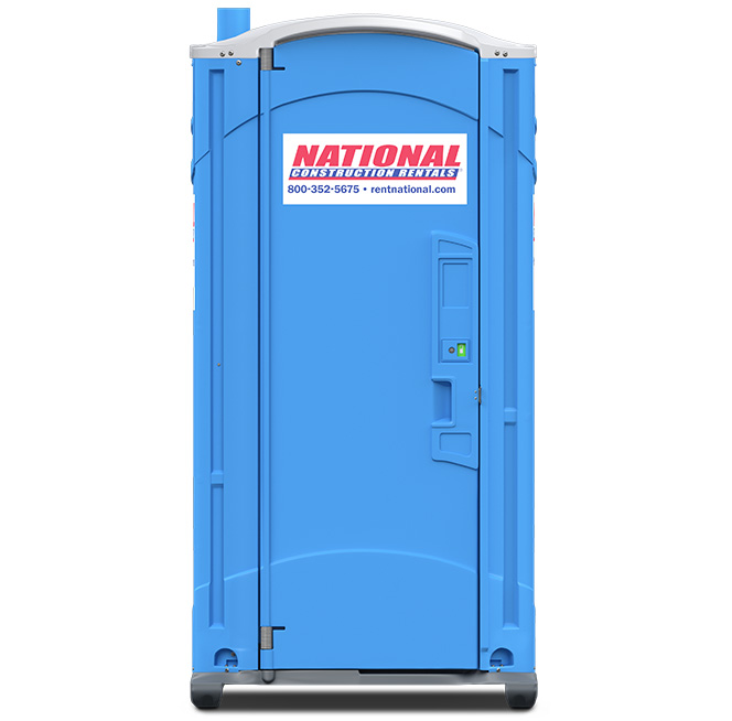 Commercial Portable Toilet : Portable toilet rental porta potties national rent a fence