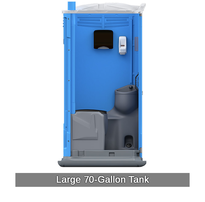Portable toilet rentals towable porta potty with sink Deluxe portable bathrooms