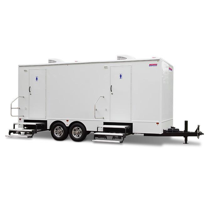 Rental Unit: High End 8-Unit Portable Toilets For