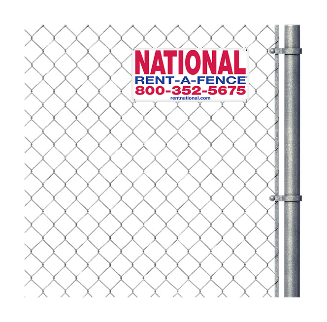 Temporary Chain Link Fence Rentals