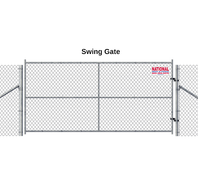 Rent A Fence Temporary Fence Rentals Gate Rentals