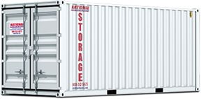 20 ft Portable Storage Container in Atlanta