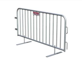 Barricades for Crowd Control