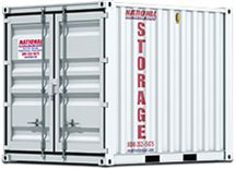 Portable Storage Container 10 ft